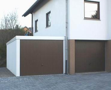 Exklusiv-Garagen als Ersatz für Altgaragen