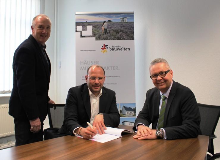 HVO Massivhaus wird neuer Lizenzpartner von Deutsche Bauwelten