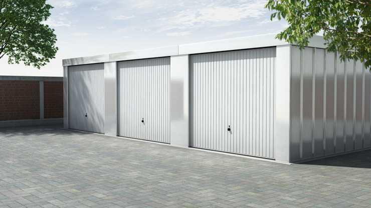 Garagen von Garagenrampe.de als Lager