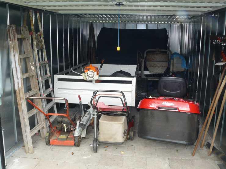 Brandschutz: Garagenrampe.de und Ladegeräte