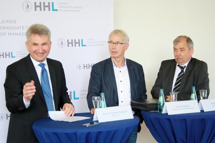 Unternehmensnachfolge in Sachsen.