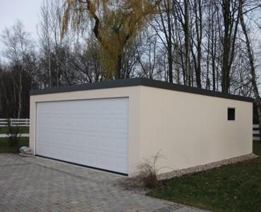 Erst sprechen, dann Exklusiv-Garagen bauen