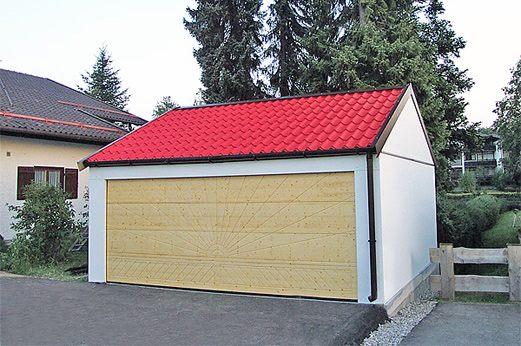 Garagenrampe.de: individuelle Garagentore
