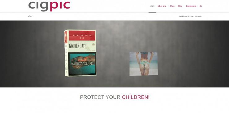 Gesetzesänderung 2016 - Schockbilder auf Zigarettenpackungen