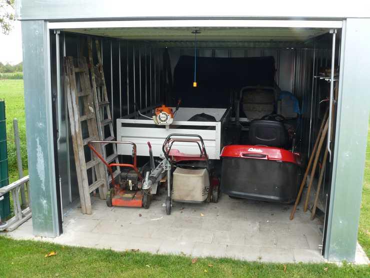 Garagenrampe.de: Garagen im Wandel der Zeiten