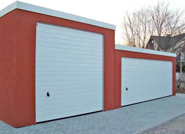 Exklusiv-Garagen für Rettungsdienste