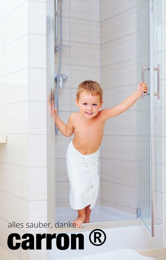 pressenachricht carron ptfe versiegelung gegen kalk und schmutz an duschwand duschkabine. Black Bedroom Furniture Sets. Home Design Ideas