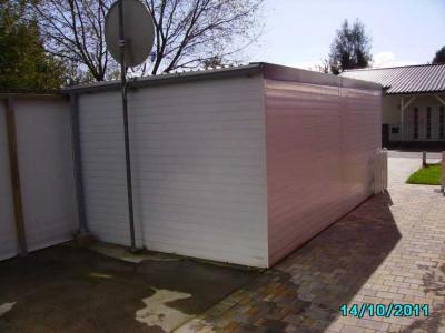 Garagenrampe.de und Wirklichkeiten