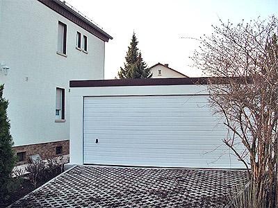 Exklusiv-Garagen und Naturgewalten