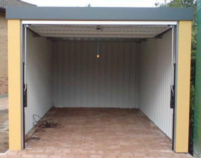 Garagenrampe.de und Garagenleerstände