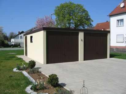 Warum keine aufgehebelten Exklusiv-Garagen?