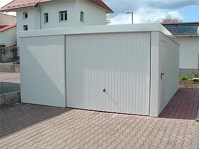 Wann dürfen Exklusiv-Garagen Werkstatt sein?