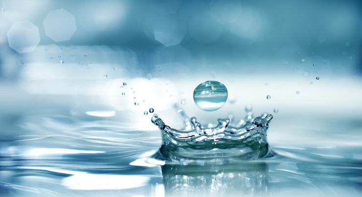 Geordnetes Wasser als Gesundheits- und Lebenselexier