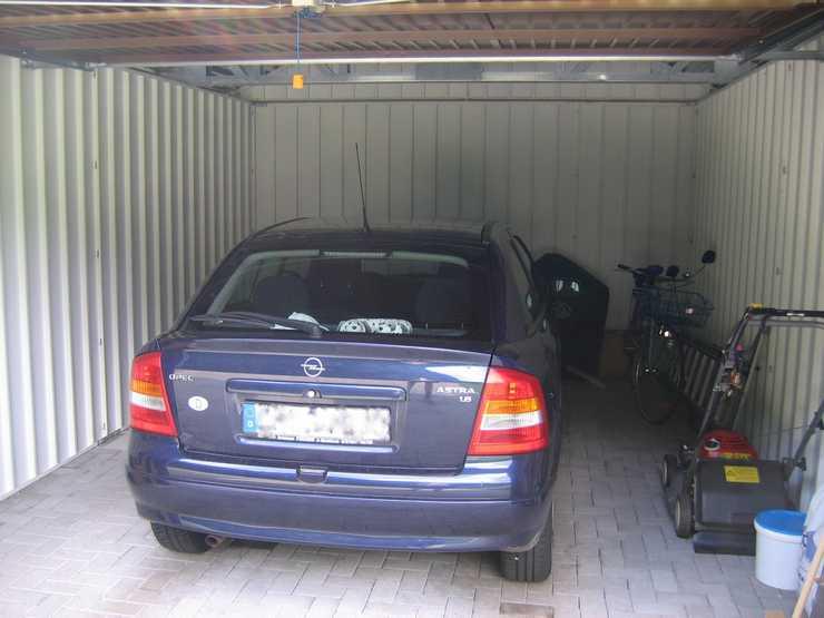 Garagenböden in Exklusiv-Garagen