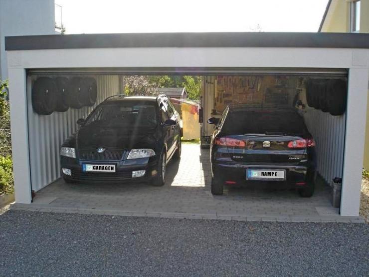 Garagenrampe.de und Steuerfallen