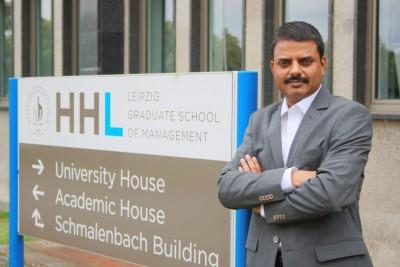 Neuer Professor aus Indien mit Schwerpunkt Gründungs- und Wachstumsfinanzierung an der HHL
