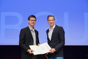 SOFiSTiK Preis 2016 geht an Erkai Watson von der TU München