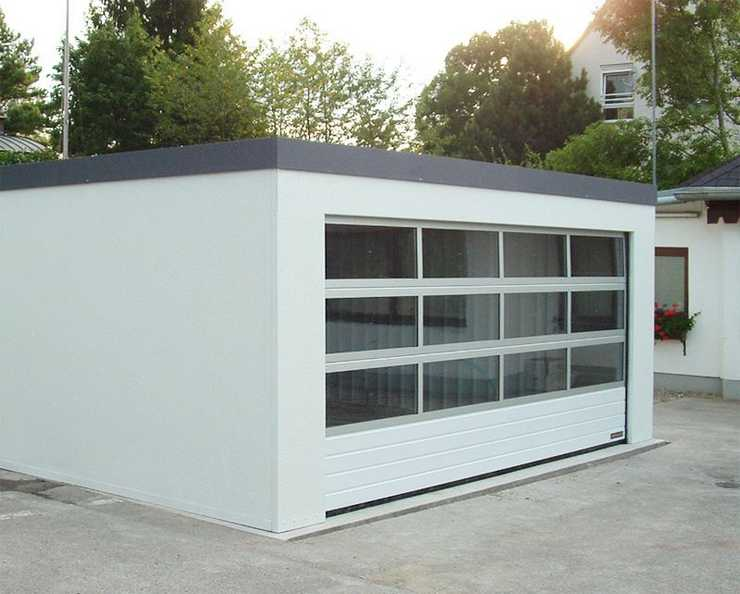 MC-Garagen und historischer Garagenbau
