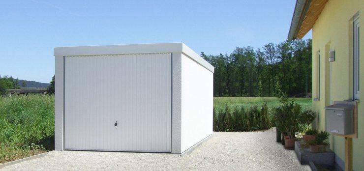 Exklusiv-Garagen und Energiesparen