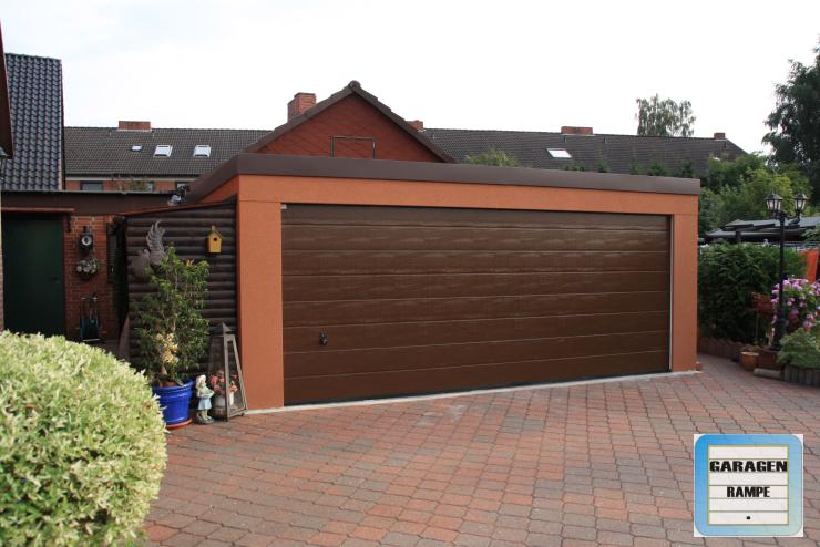 Barrierefreie Garagen mit Garagenrampe.de