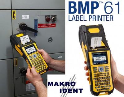 BMP61 Etikettendrucker ersetzt den Brady TLS2200 Drucker