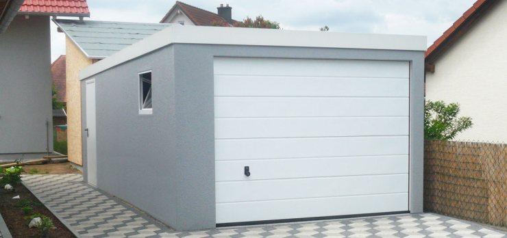 Exklusiv-Garagen und Hitlers Garage