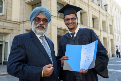 2016 DAAD Prize: Best Foreign Student at HHL Comes From India