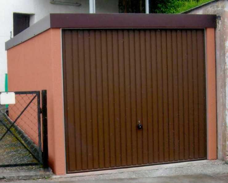 Garagenrampe.de und Seecontainer