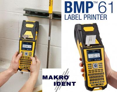 Neuer Brady-Drucker BMP61 ersetzt den TLS2200
