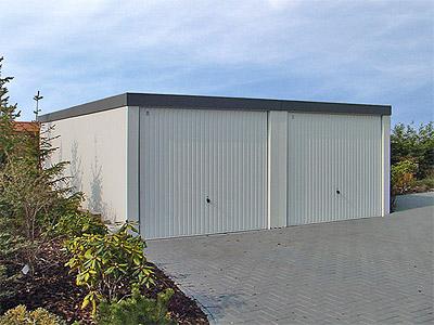 Brandschutz für Aufsitzmäher in Exklusiv-Garagen