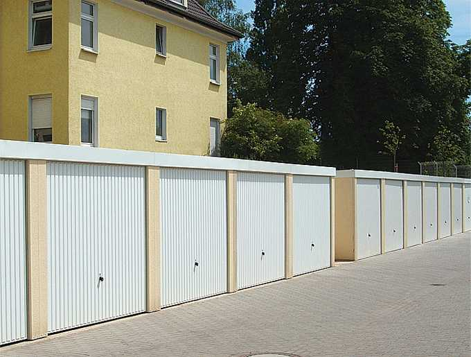 Eigenkapital bilden mit Exklusiv-Garagen