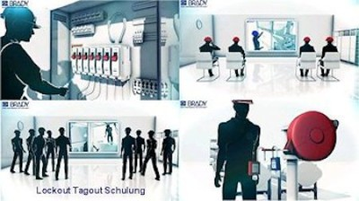 Professionelles Lockout-Tagout Schulungs- und Trainingsvideo