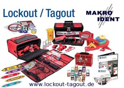 Lockout -Tagout für erhöhte Sicherheit bei Wartung und Reparatur