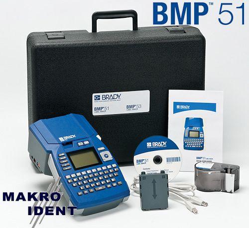 Für den Laboreinsatz: Labor-Etikettendrucker BMP51