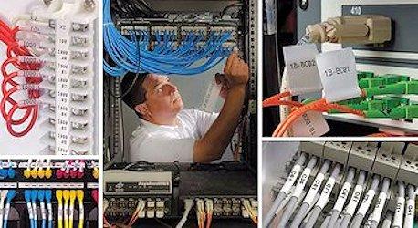 Kabelmarkierer und Etiketten für die industrielle Anwendung