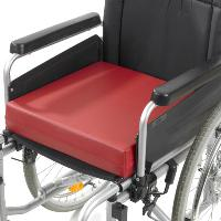 Auch Behinderte Menschen wollen bequem Sitzen!