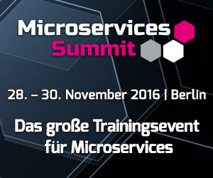 Microservices Summit 2016
