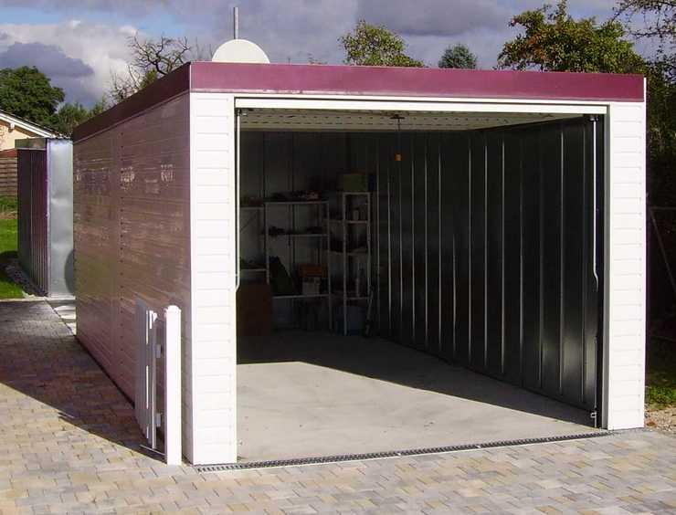 Statt Garagenhöhlen lieber Garagen von Garagenrampe.de