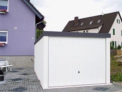 Exklusiv-Garagen und der niederländische Griff