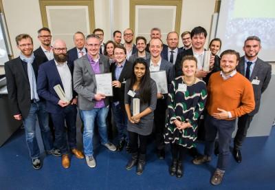 Welchen Gemeinwohl-Beitrag leisten Start-ups? Coldplasmatech gewinnt 1. EY Public Value Award