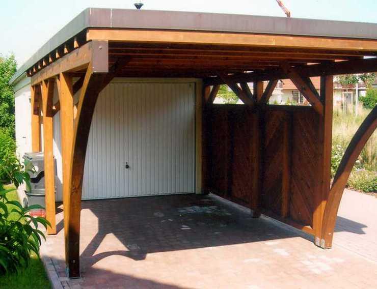 Exklusiv-Garagen als Adventsmarkt