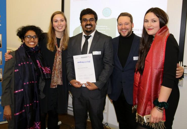 Nachhaltige Geschäftsidee gewinnt beim Bootcamp der Uni Leipzig und der HHL