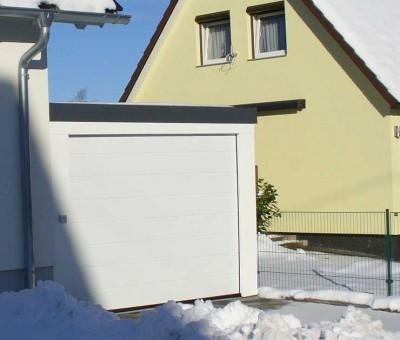 Garagenrampe.de und kalte Winter