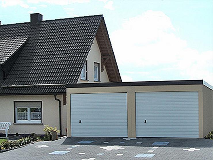 Exklusiv-Garagen und Betonköpfe