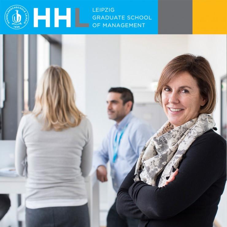 Die HHL auf dem Master Day von e-fellows.net am 4. März 2017 in München
