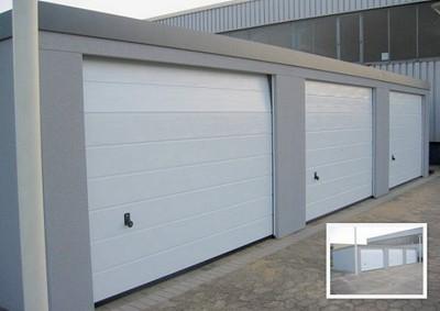 Mit Garagenrampe.de Garagenhöfe bauen, wo reichlich Platz ist