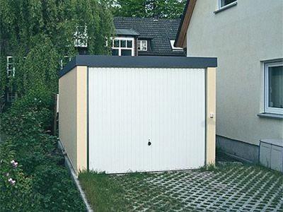 Exklusiv-Garagen: