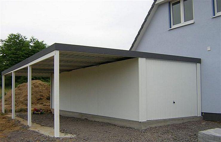 Exklusiv-Garagen und elegante Carports
