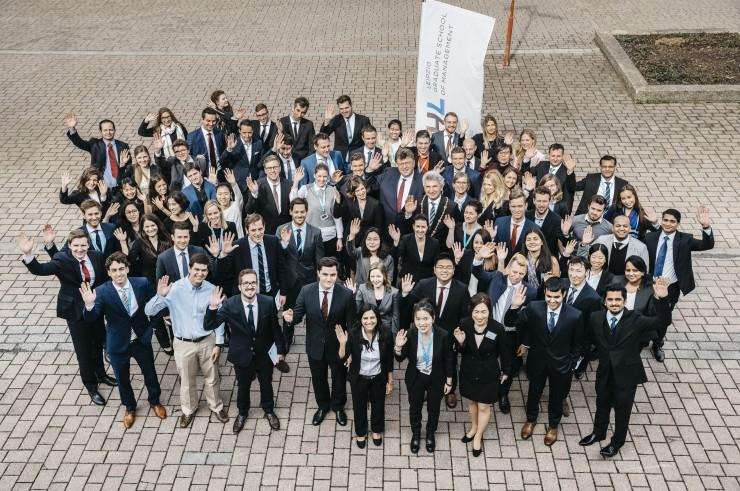 Willkommen an der HHL! Studienstart an Deutschlands traditionsreichster Business-School