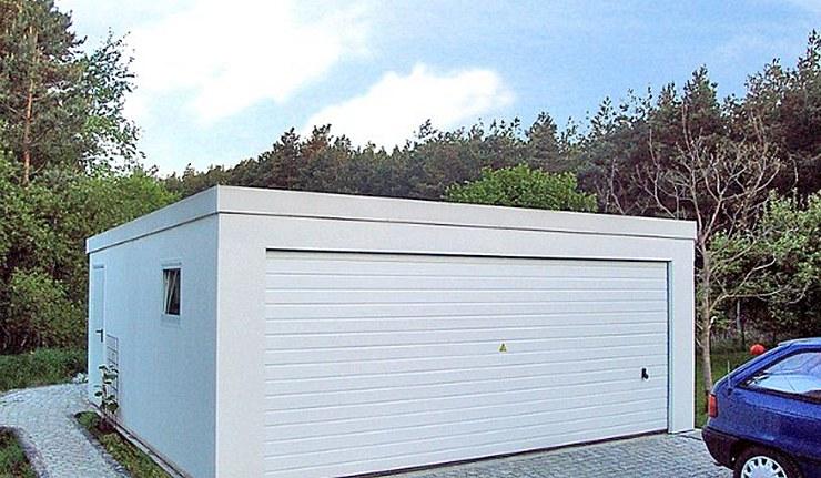 MC-Garagen als Zwischenlager für Müll